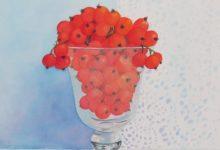 Vinbär i glas